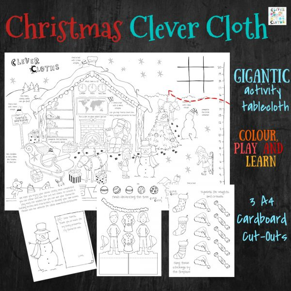 Christmas Clever Cloth