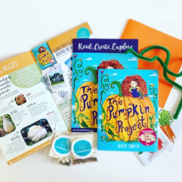 A Pocketful Of Books Kids Subscription Book Box