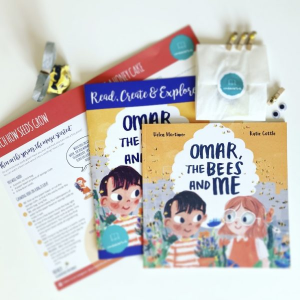 Children's subscription Box from A Pocketful Of Books